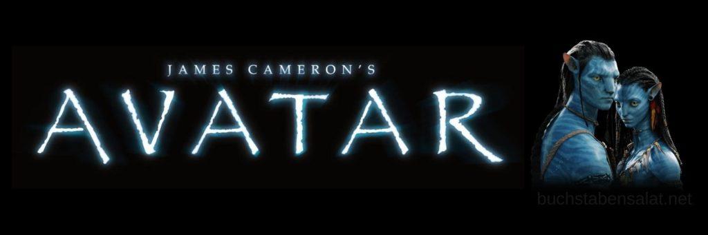 Serien und Filme. Filmbanner Avatar. James Cameron.