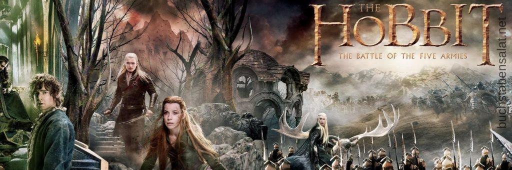 Serien und Filme. Filmbanner. Der Hobbit. Die Schlacht der fünf Heere.