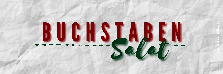Buchstabensalat.net Banner