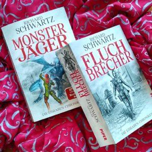 Fluchbrecher und Monsterjäger von Richard Schwartz