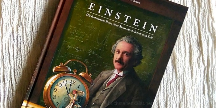 Einstein Rezension Torben Kuhlmann Cover