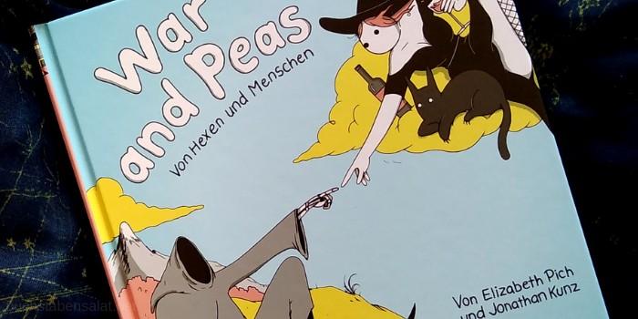 War and Peas. Von Hexen und Menschen Rezension Buchcover