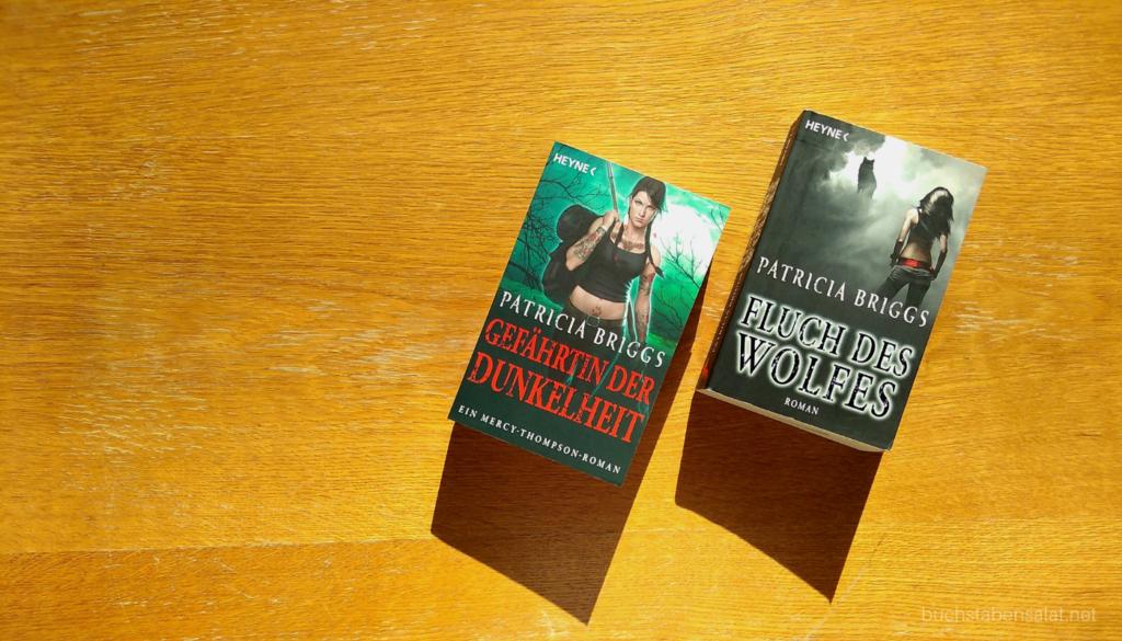 Top 5 Bücher Herbst 2020 Nummer 2 Mercy Thompson und Alpha & Omega Cover