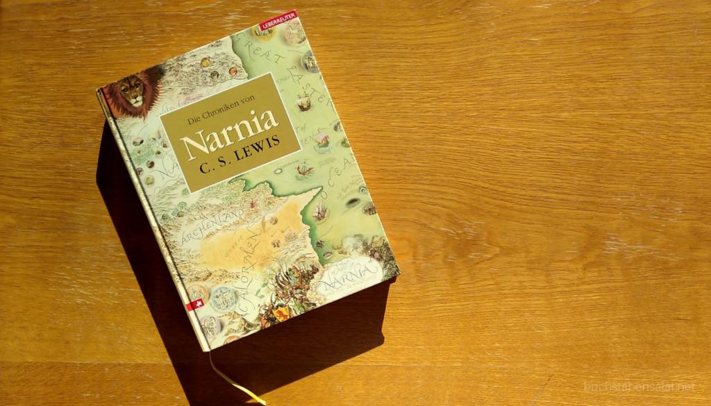 Top 5 Bücher Herbst 2020 Nummer 5 Narnia Sammelband Cover