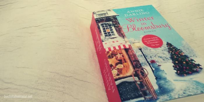 Winter in Bloomsbury Cover 2 Annie Darling Rezension