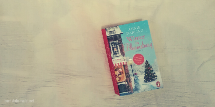 Winter in Bloomsbury Cover 3 Annie Darling Rezension