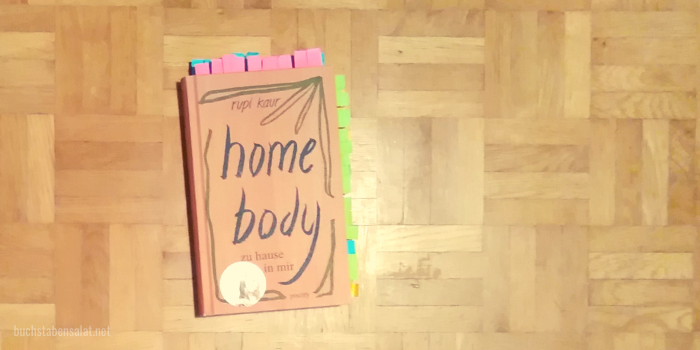 Rupi Kaur Rezension home body Cover 2