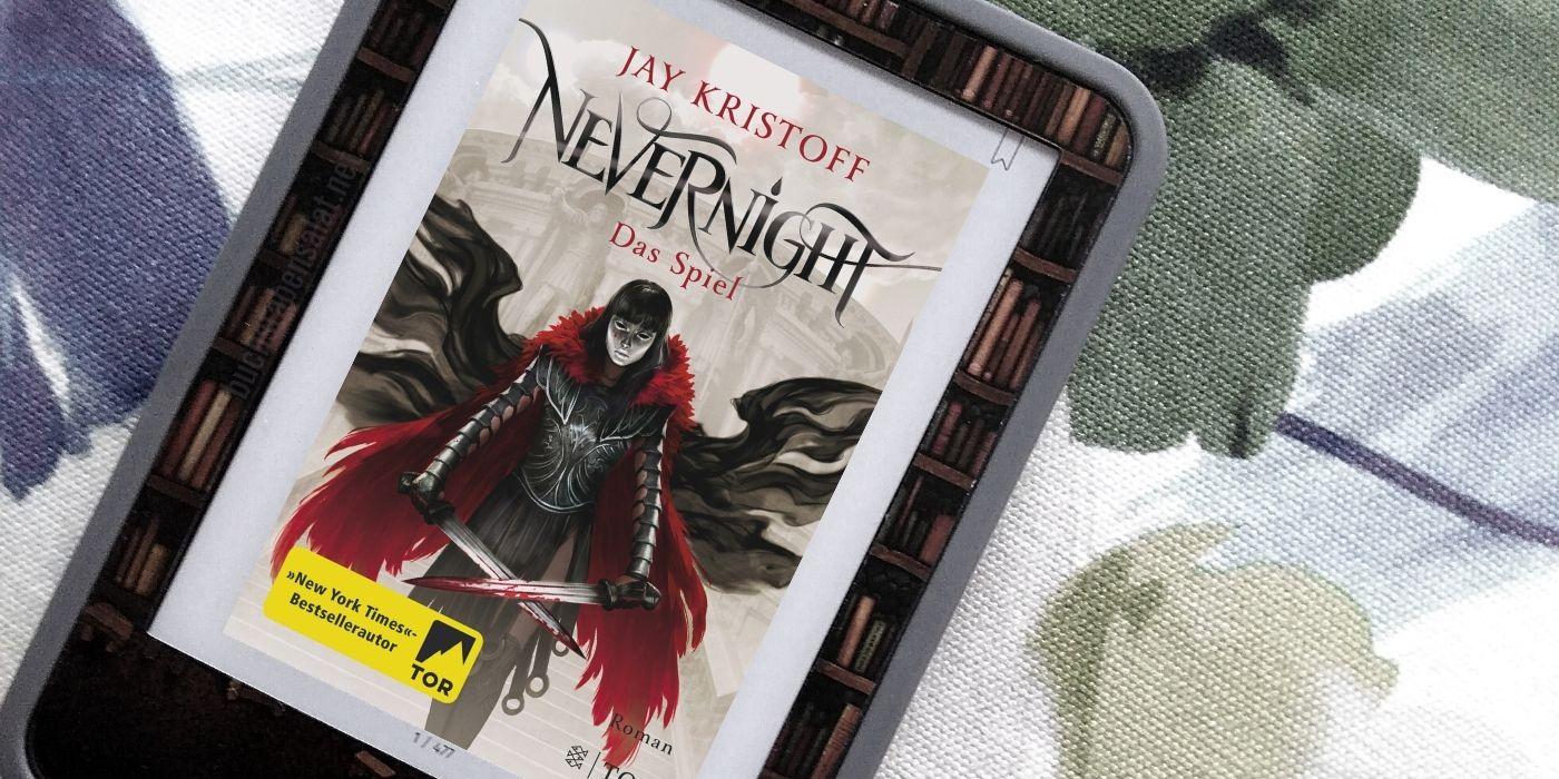 Das Spiel Nevernight Band 2_Jay Kristoff
